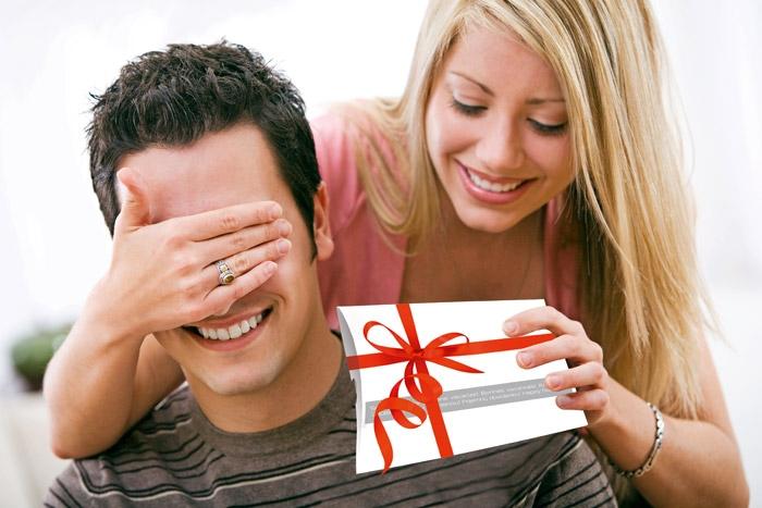 Auch ideal als Geschenk - nutzen Sie unsere gratis Geschenkverpackung.